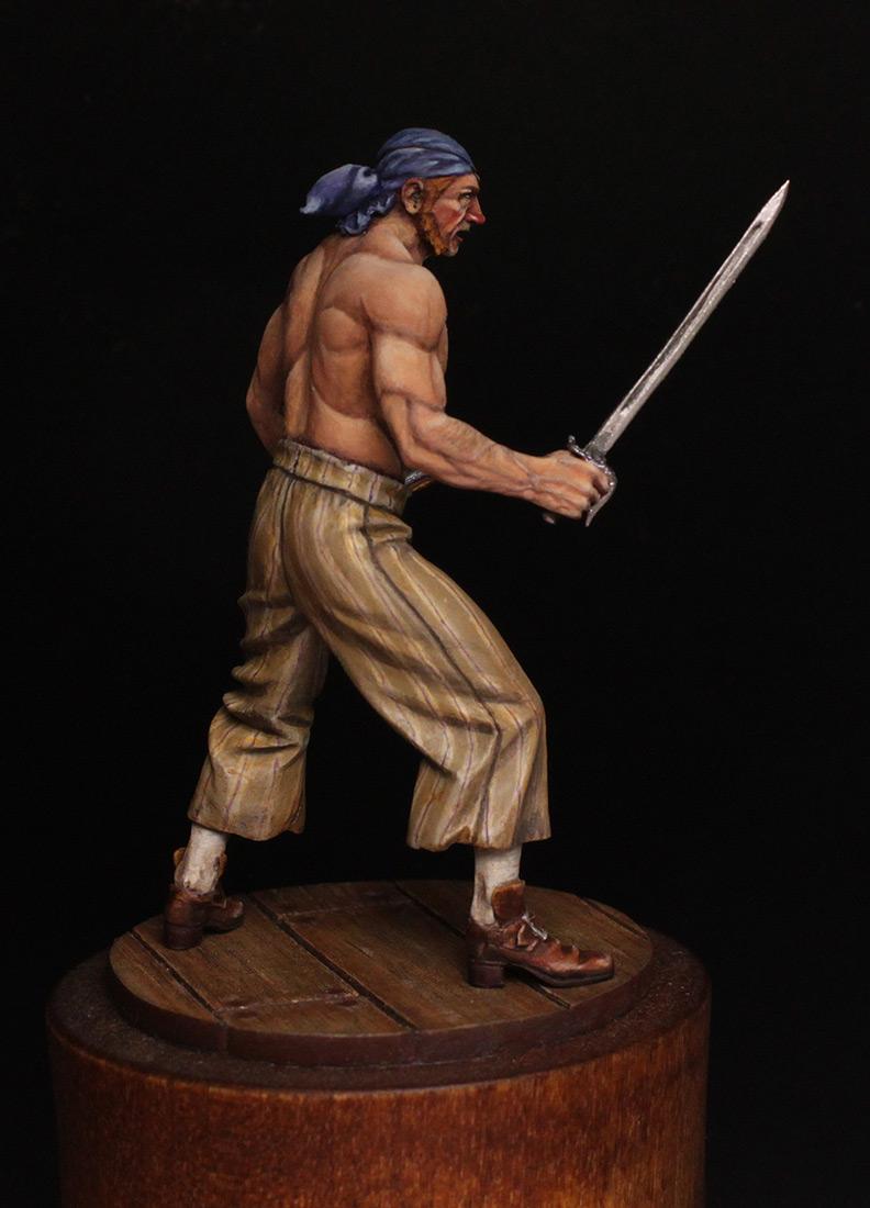 Фигурки: Пират, XVIII в., фото #7