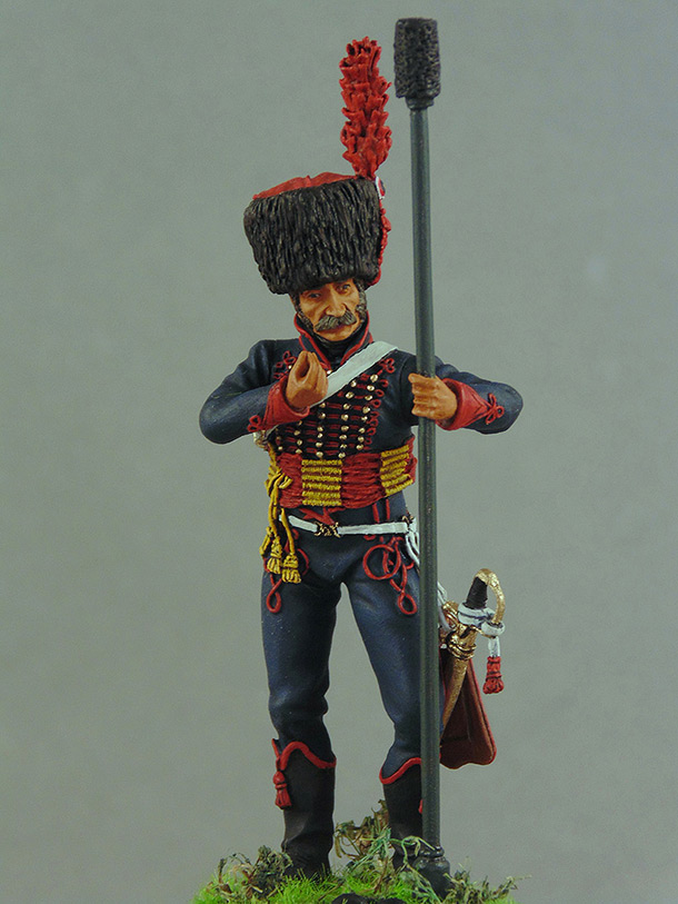 Фигурки: Франция Наполеона. Канонир гвардейской конной артиллерии