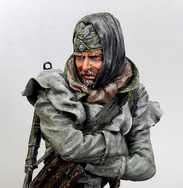 Фигурки: Морозный ад. Сталинград '43