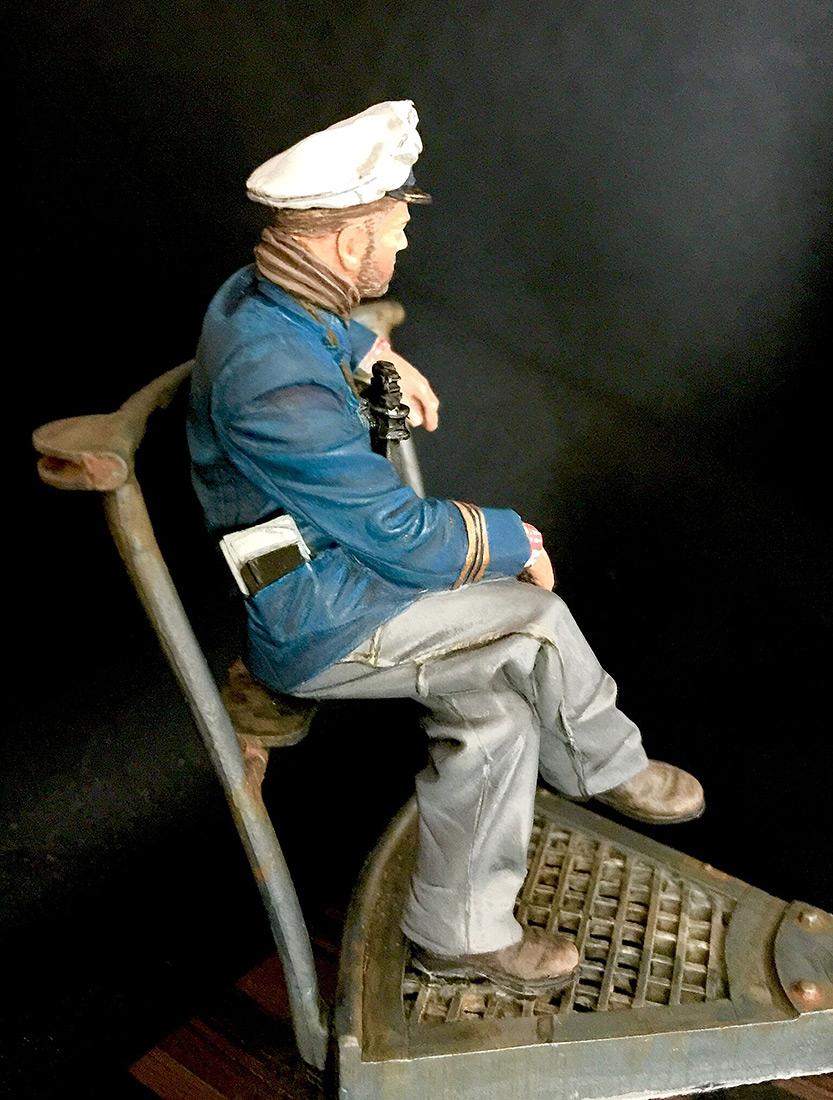 Фигурки: Капитан-лейтенант Гюнтер Прин, фото #2