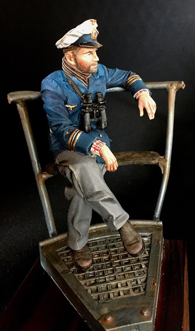 Фигурки: Капитан-лейтенант Гюнтер Прин, фото #3