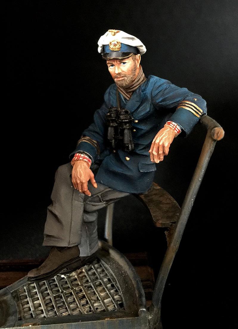 Фигурки: Капитан-лейтенант Гюнтер Прин, фото #4