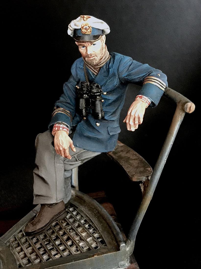 Фигурки: Капитан-лейтенант Гюнтер Прин, фото #6