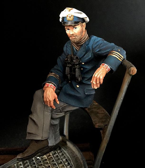 Фигурки: Капитан-лейтенант Гюнтер Прин