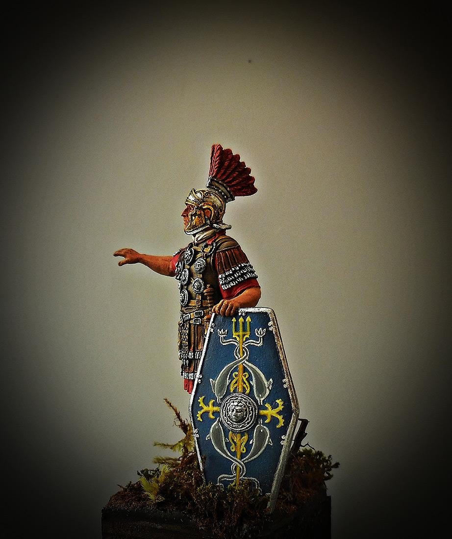 Фигурки: Офицер II Вспомогательного легиона, конец 1го – 2 век., фото #2