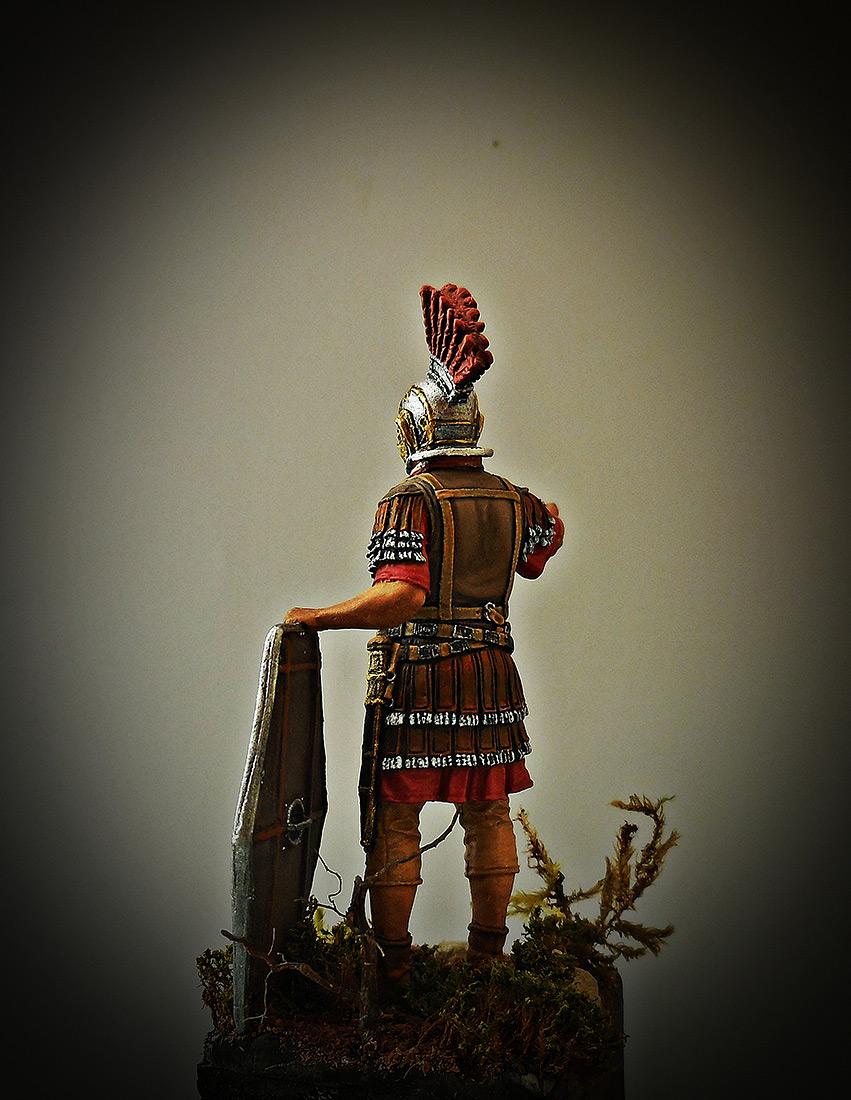 Фигурки: Офицер II Вспомогательного легиона, конец 1го – 2 век., фото #3