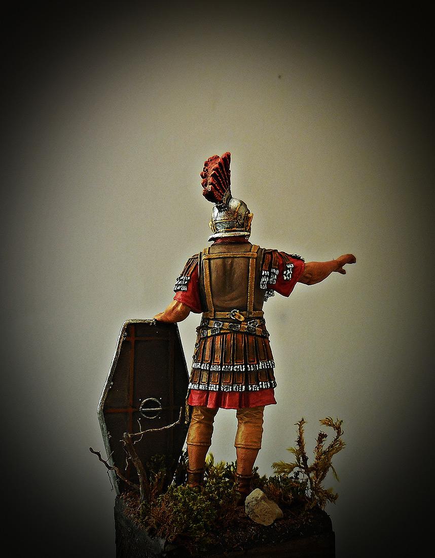 Фигурки: Офицер II Вспомогательного легиона, конец 1го – 2 век., фото #4