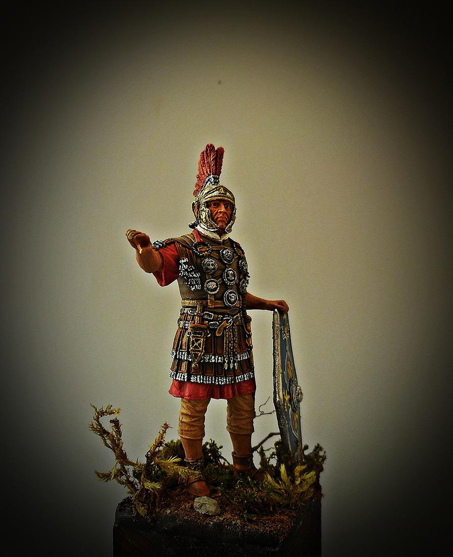 Фигурки: Офицер II Вспомогательного легиона, конец 1го – 2 век., фото #6