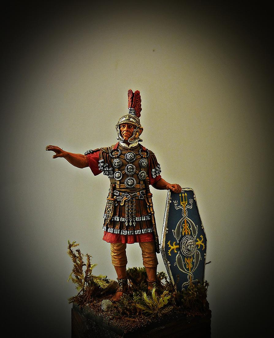 Фигурки: Офицер II Вспомогательного легиона, конец 1го – 2 век., фото #7