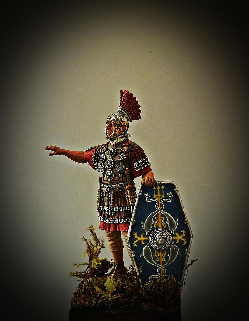 Фигурки: Офицер II Вспомогательного легиона, конец 1го – 2 век., фото #8