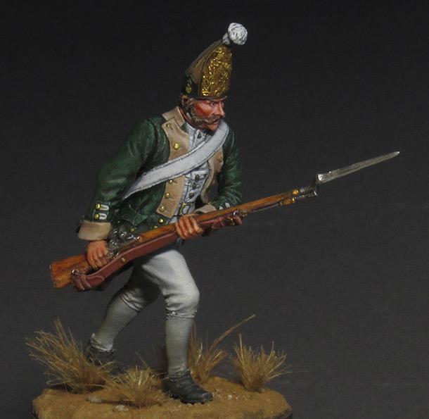 Фигурки: Русский гренадер, 1799