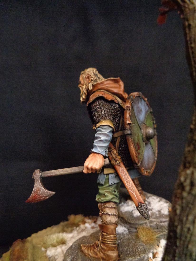 Фигурки: Скандинавский воин IX века., фото #3