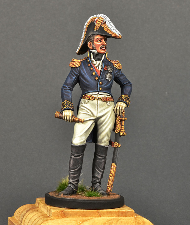 Фигурки: Вице-король Италии принц Евгений Богарне. 1809-14 гг.