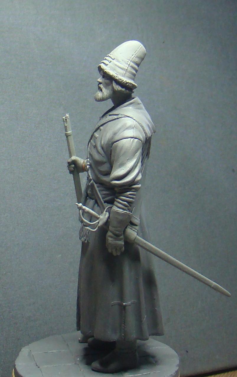 Скульптура: Московский стрелец, фото #2
