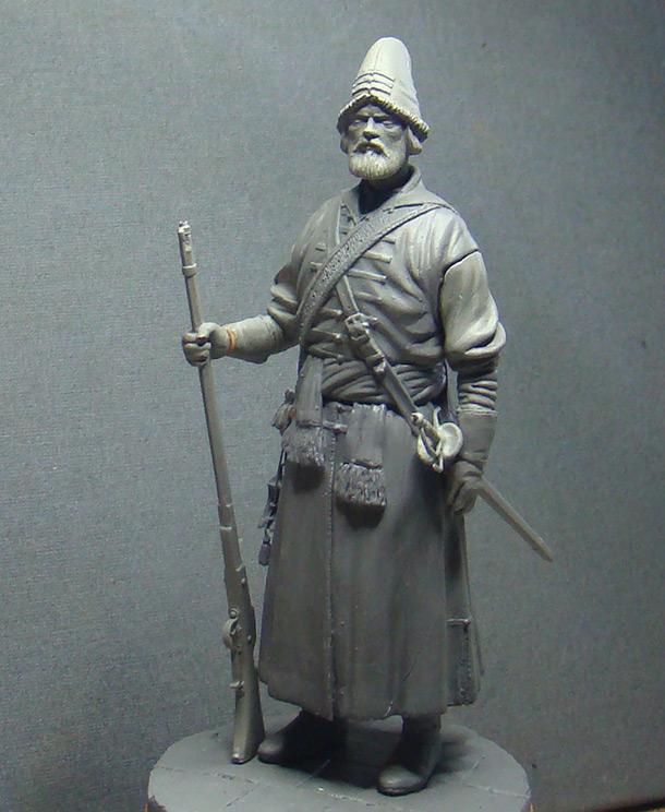 Скульптура: Московский стрелец