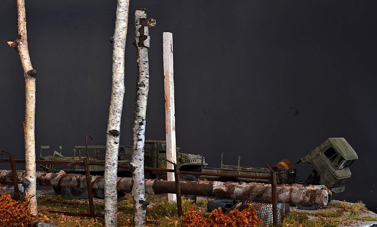 Диорамы и виньетки: Вот и осень..., фото #18