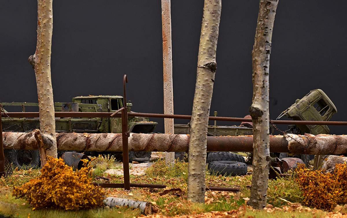 Диорамы и виньетки: Вот и осень..., фото #25