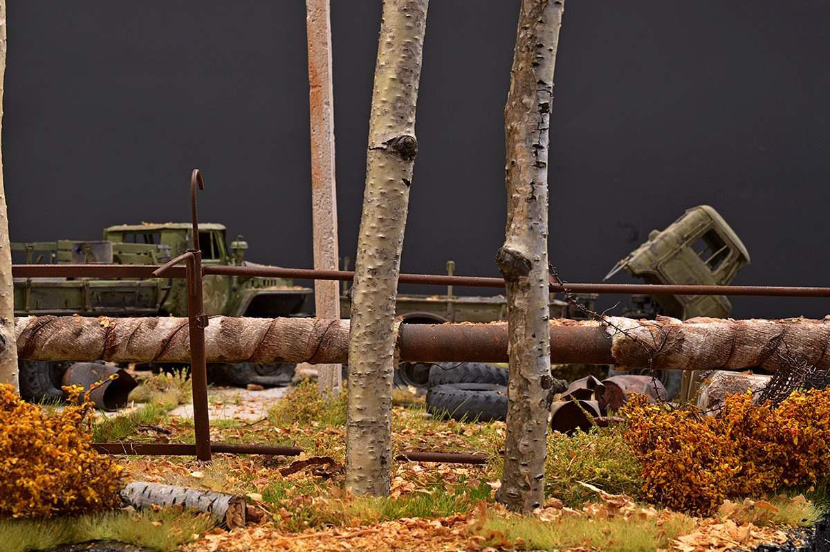 Диорамы и виньетки: Вот и осень..., фото #41