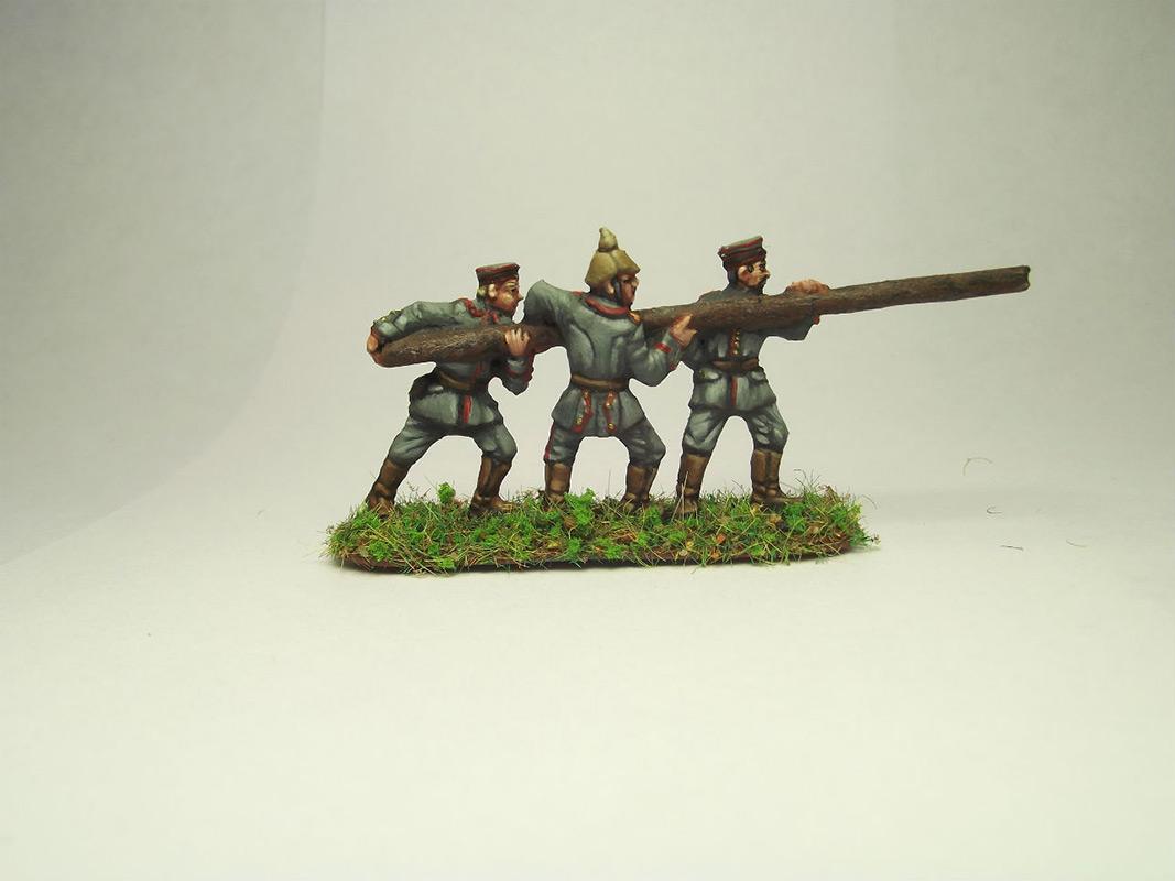 Разное: Артиллеристы первой мировой войны, фото #5
