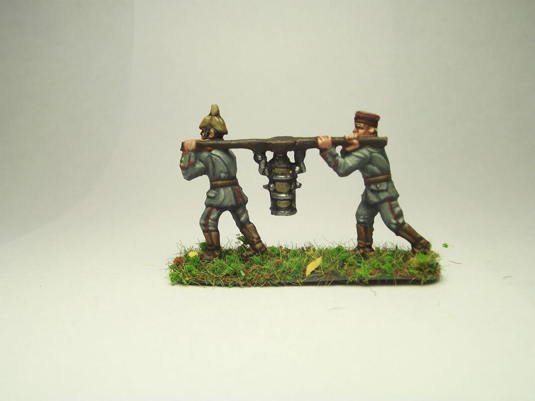 Разное: Артиллеристы первой мировой войны, фото #6