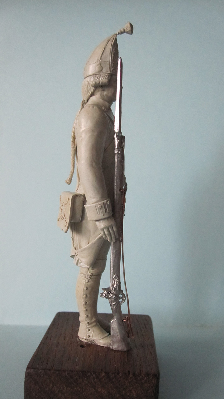 Скульптура: Гренадер, 1799 г., фото #2