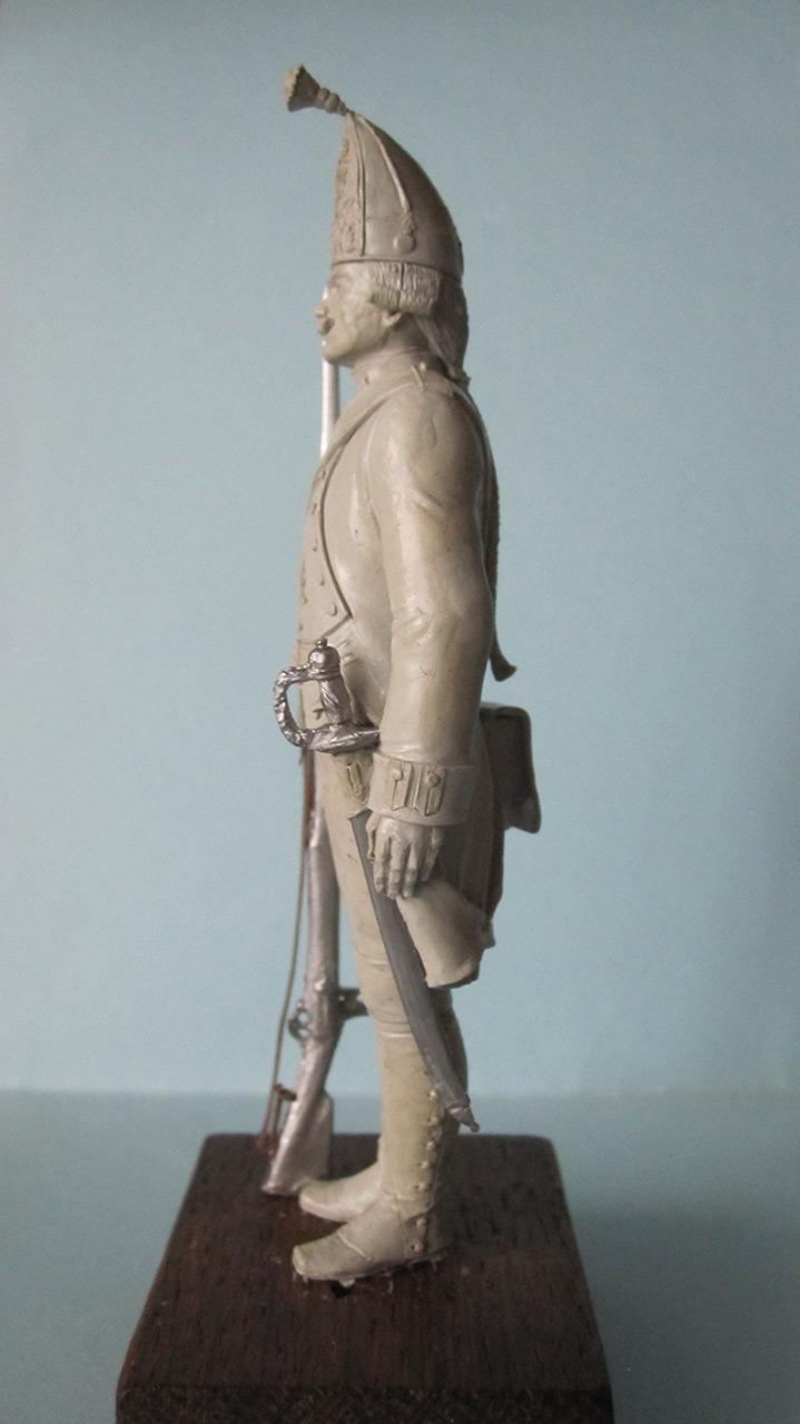 Скульптура: Гренадер, 1799 г., фото #4