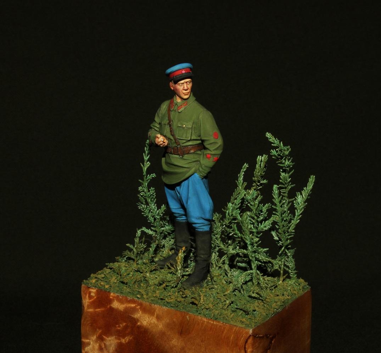 Фигурки: Сотрудник НКВД, фото #2