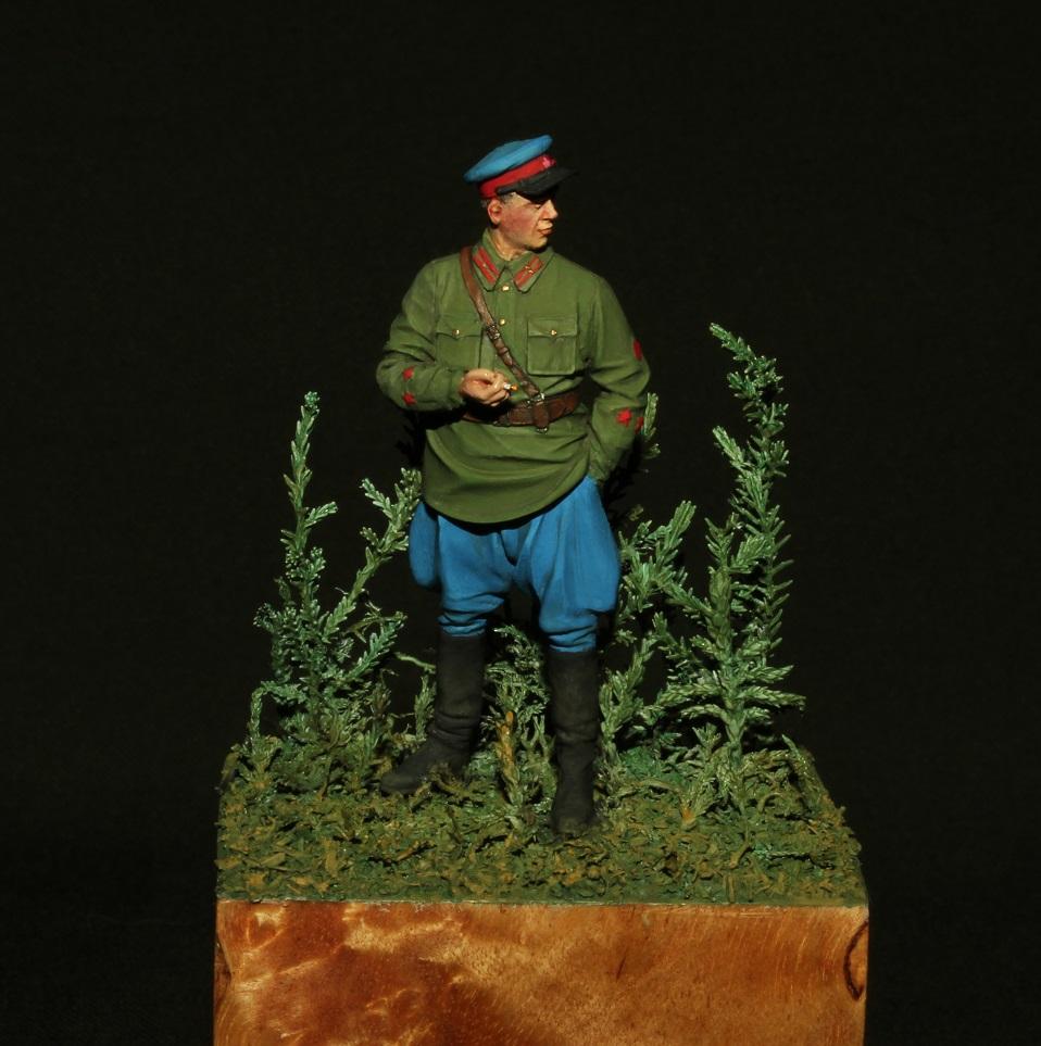 Фигурки: Сотрудник НКВД, фото #3