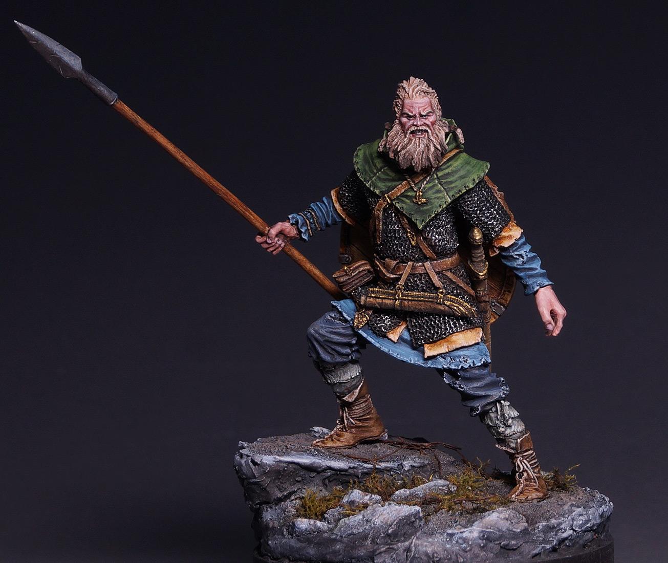 Фигурки: Скандинавский воин, фото #10