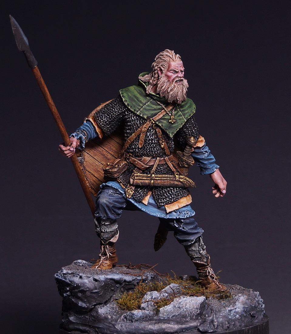 Фигурки: Скандинавский воин, фото #11