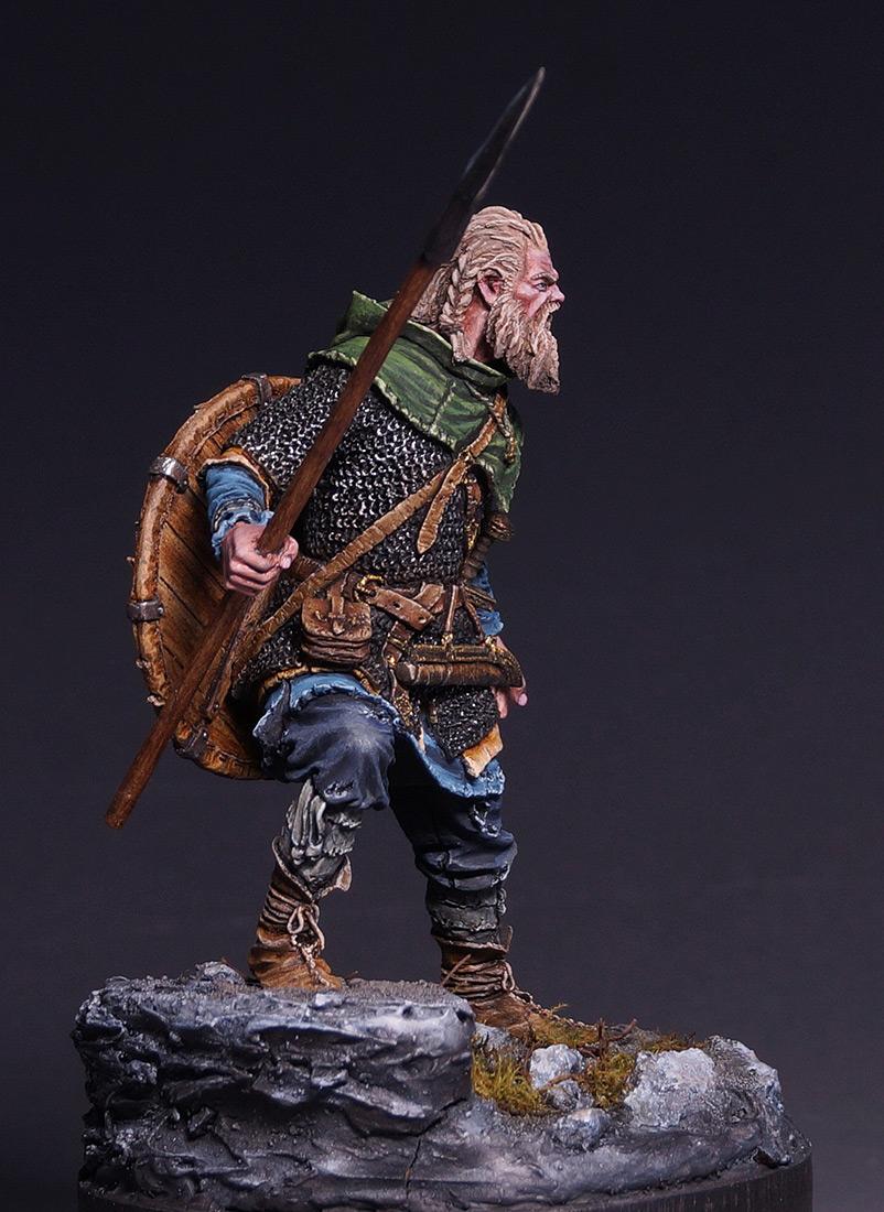 Фигурки: Скандинавский воин, фото #12