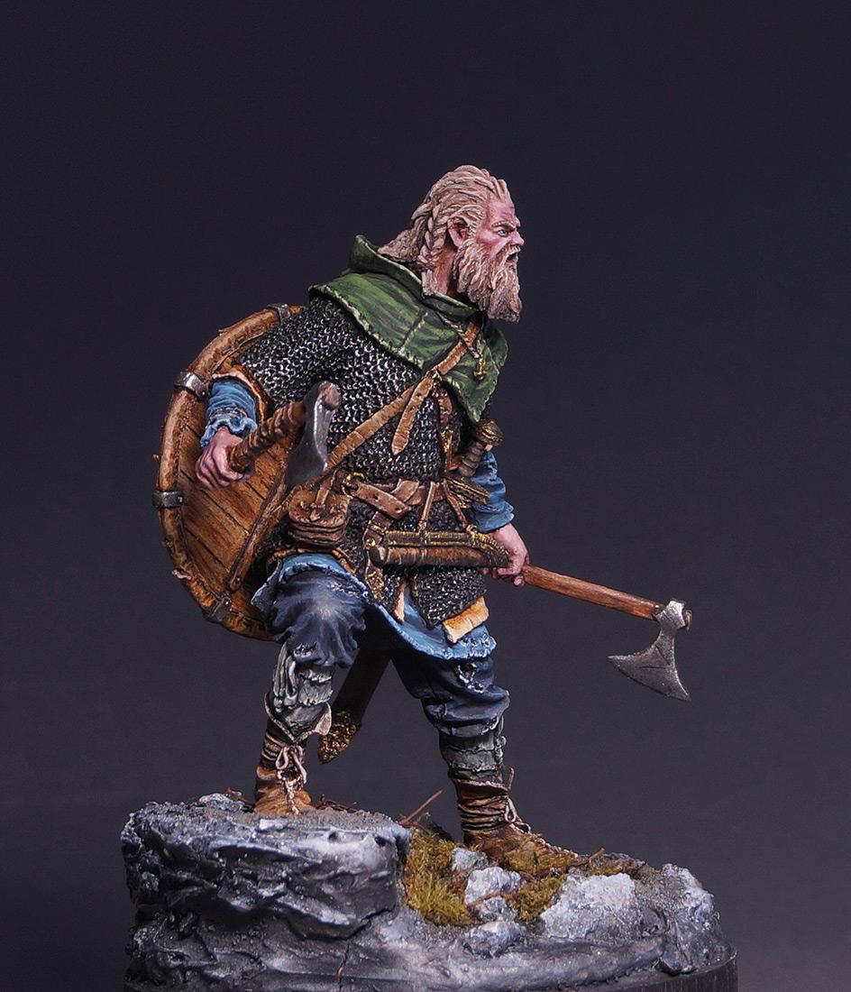 Фигурки: Скандинавский воин, фото #2