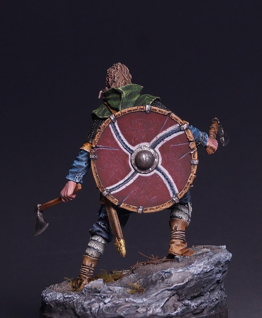 Фигурки: Скандинавский воин, фото #5