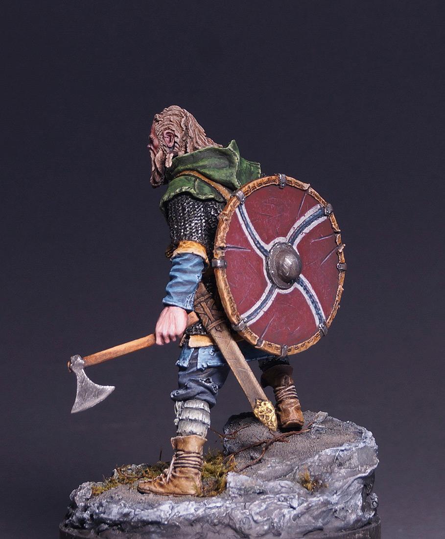 Фигурки: Скандинавский воин, фото #6