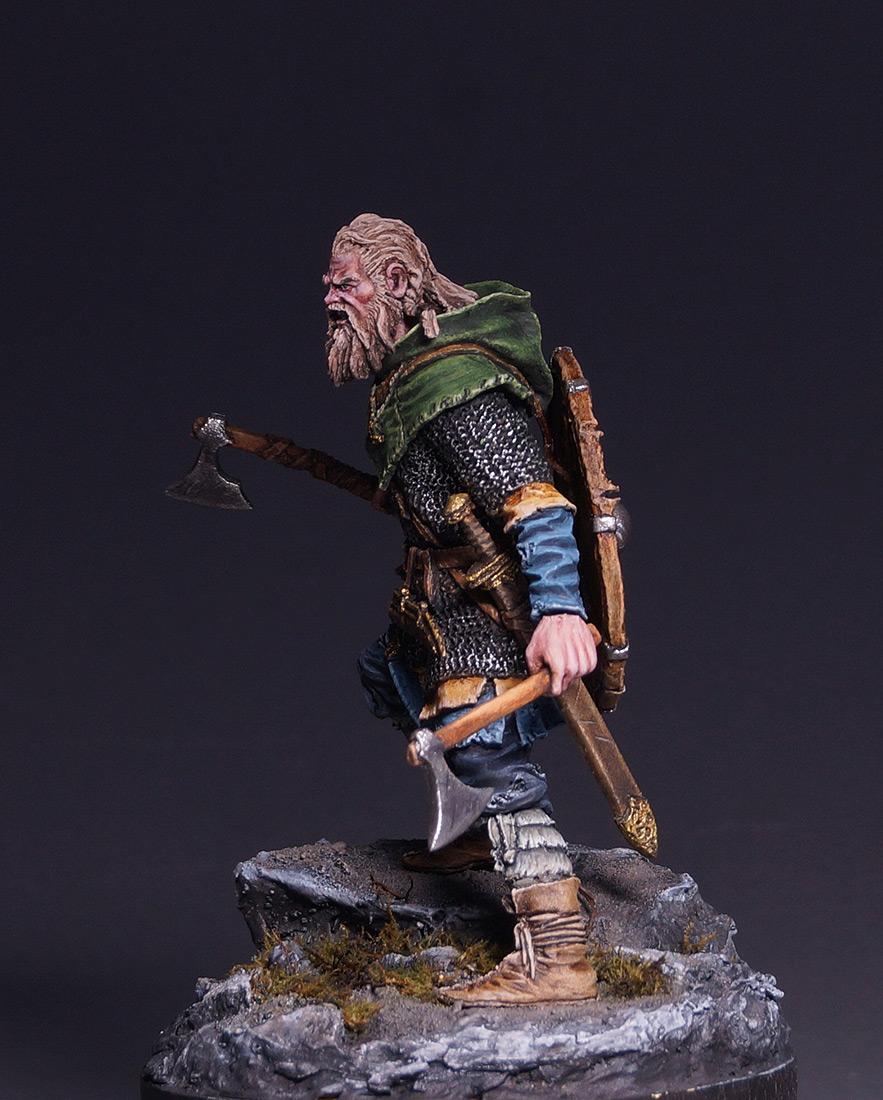 Фигурки: Скандинавский воин, фото #7