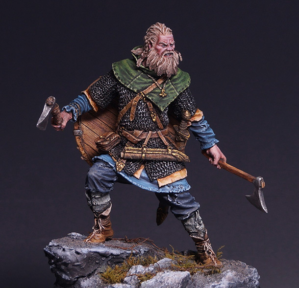 Фигурки: Скандинавский воин