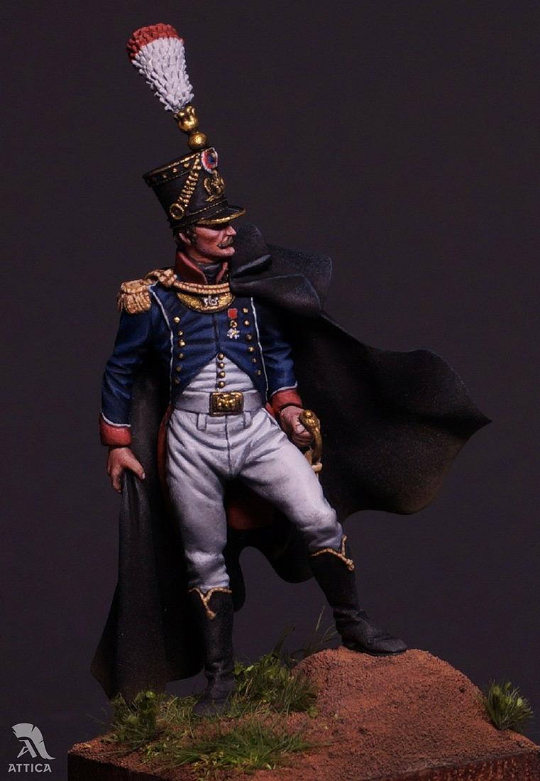 Фигурки: Французский офицер , фото #2