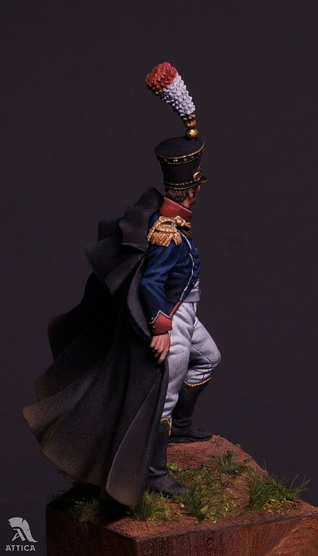 Фигурки: Французский офицер , фото #4