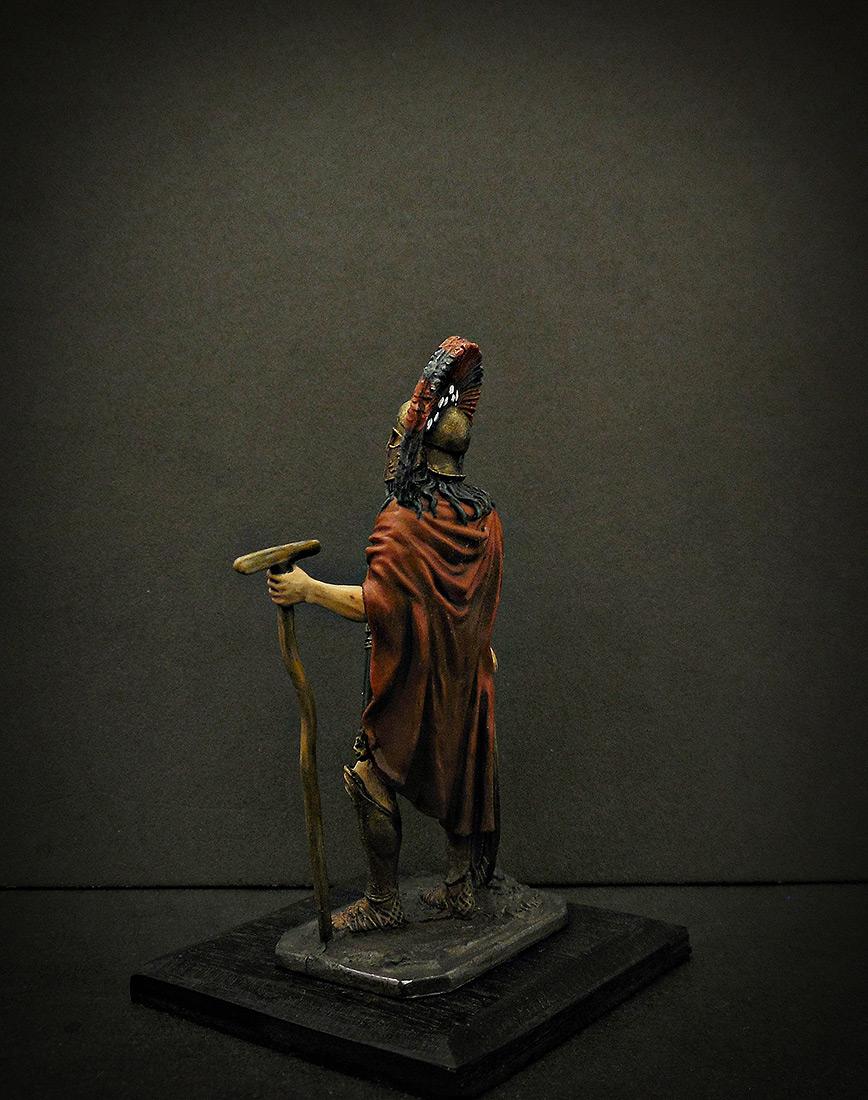 Фигурки: Спартанский командир, V в. до н.э., фото #3