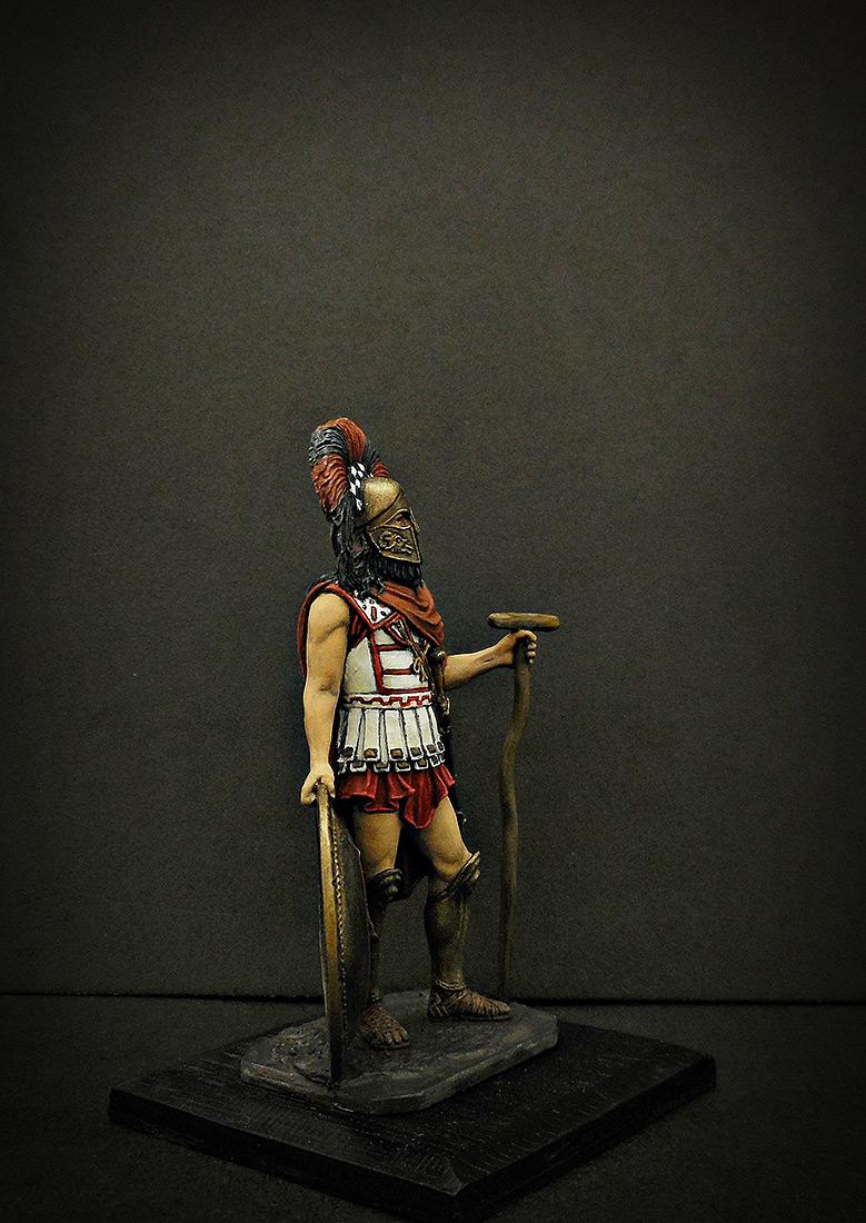 Фигурки: Спартанский командир, V в. до н.э., фото #6