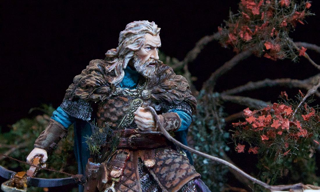 Фигурки: Средневековый охотник, фото #8