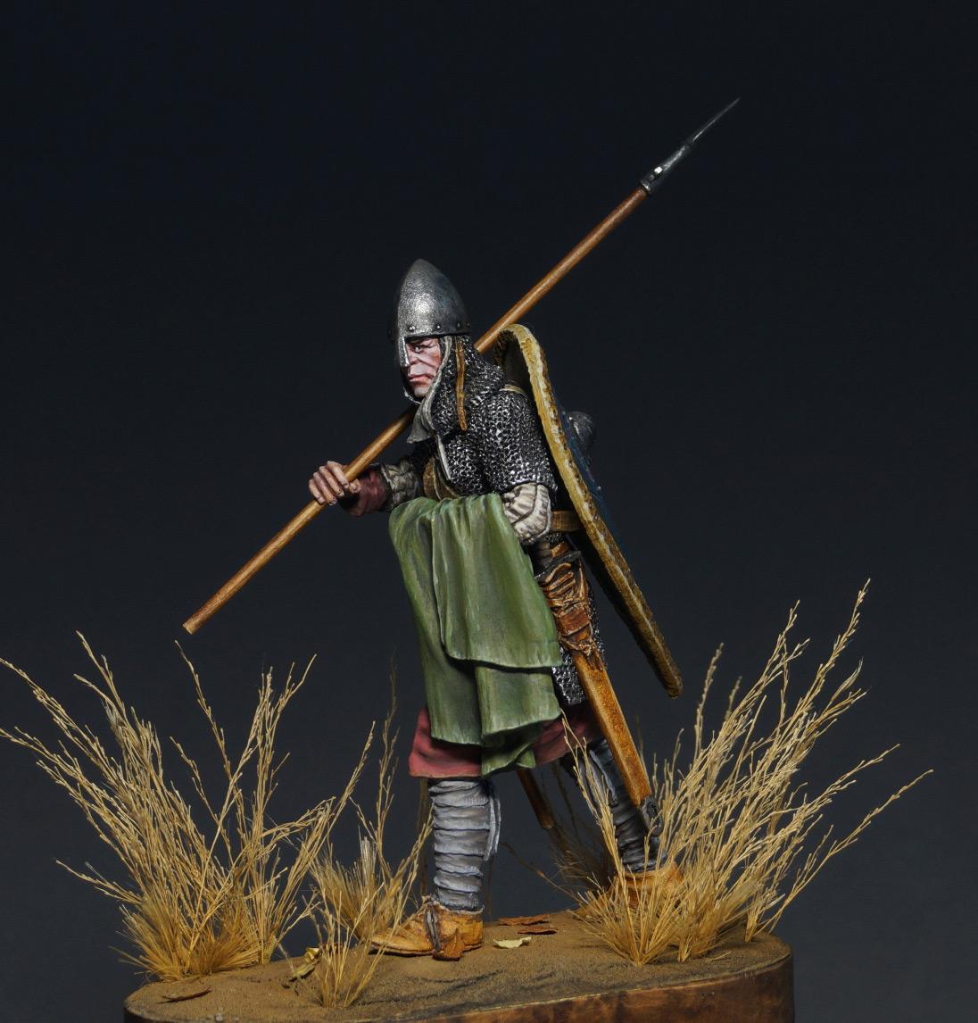 Фигурки: Нормандский воин, фото #11