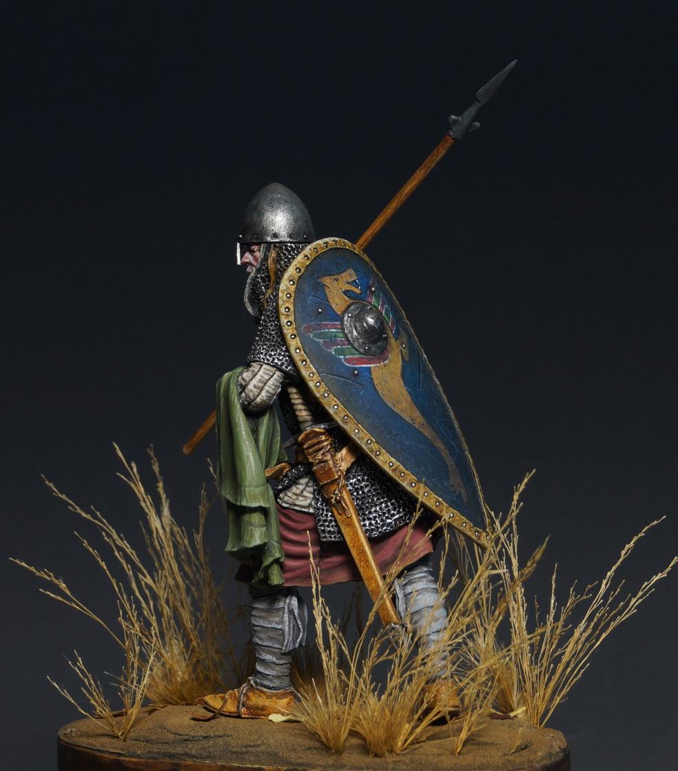 Фигурки: Нормандский воин, фото #9