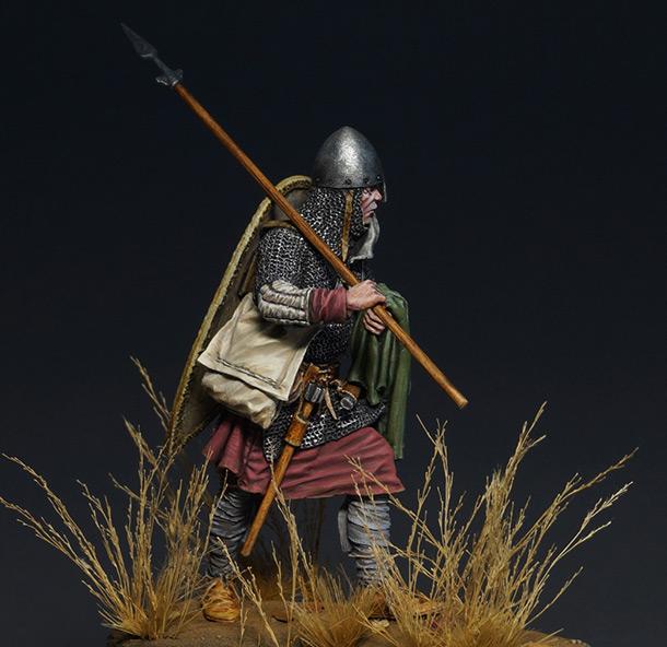 Фигурки: Нормандский воин