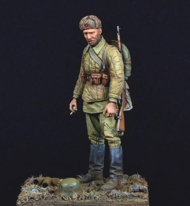 Фигурки: Советский солдат