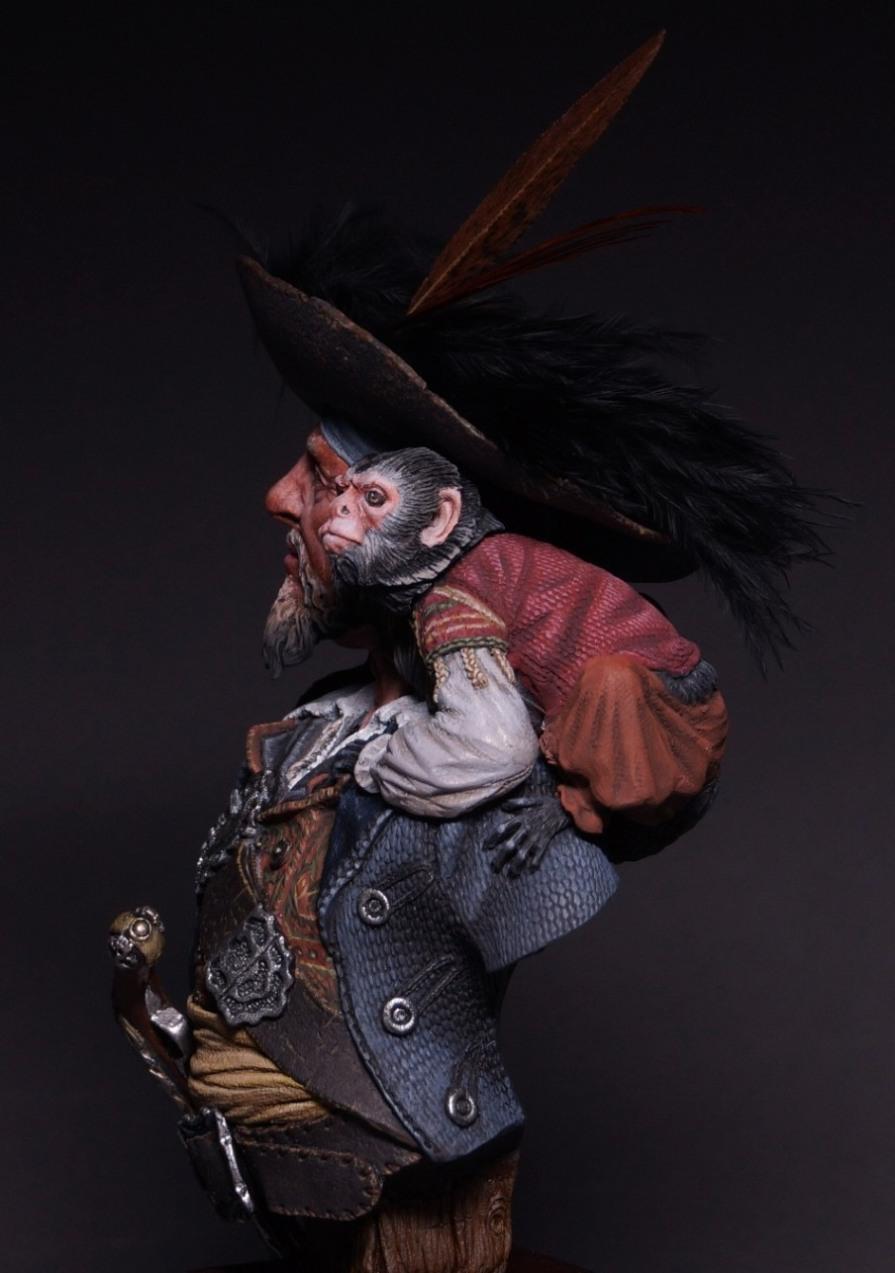 Фигурки: Капитан Барбосса, фото #14
