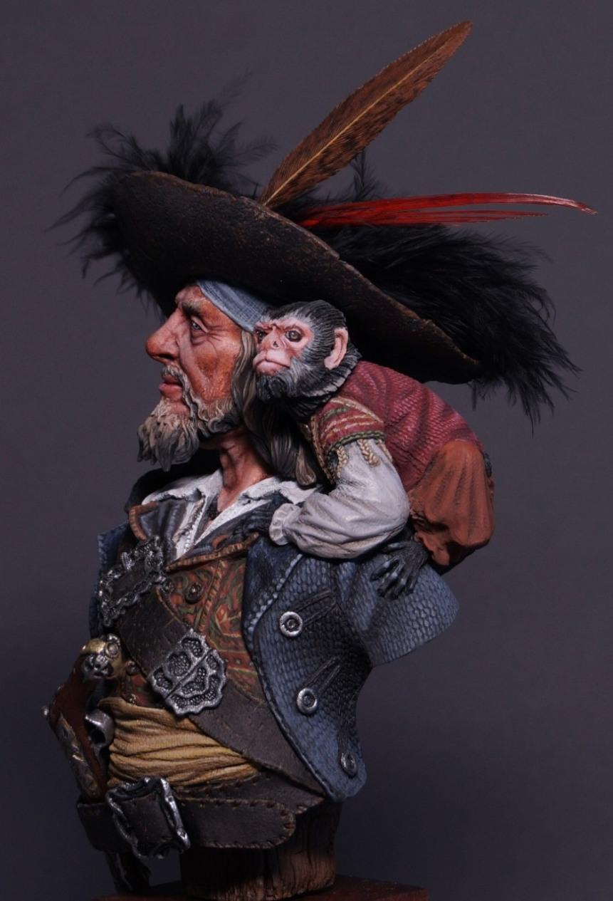 Фигурки: Капитан Барбосса, фото #15