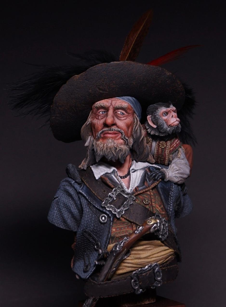 Фигурки: Капитан Барбосса, фото #2
