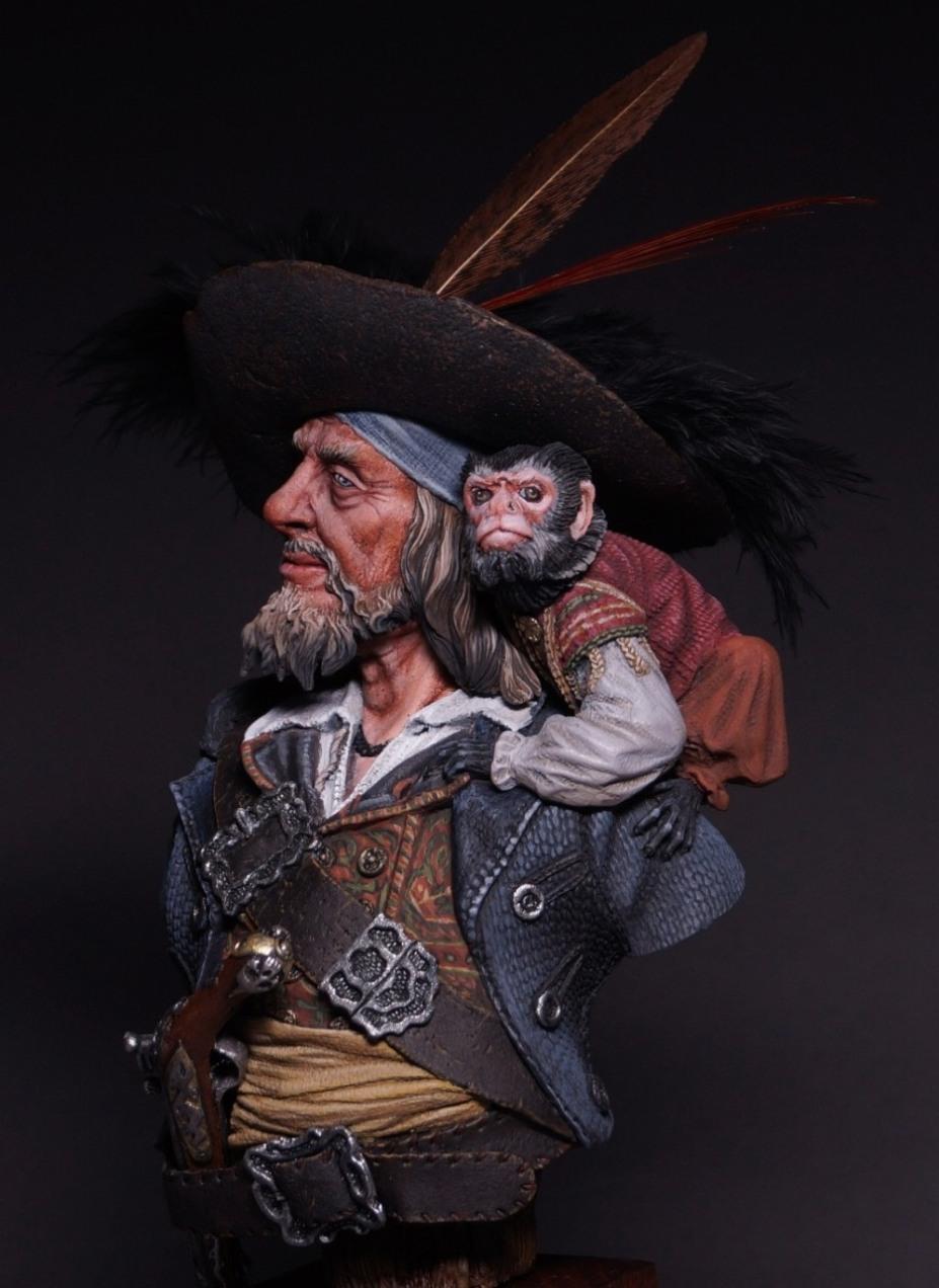 Фигурки: Капитан Барбосса, фото #3