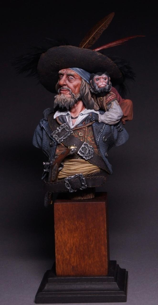 Фигурки: Капитан Барбосса, фото #4